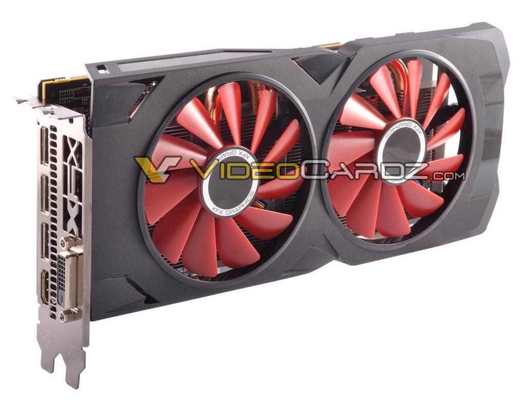 XFX Radeon RX 500 Series 3