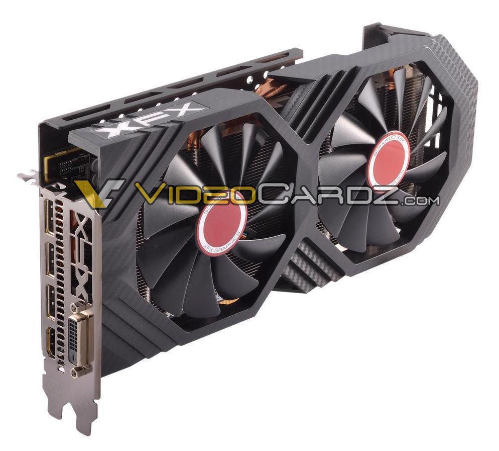 XFX Radeon RX 500 Series 4