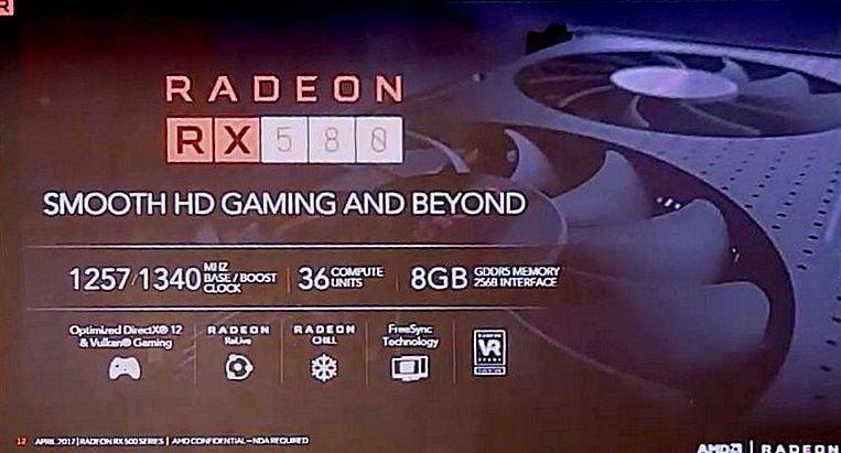 AMD Radeon RX 500 series 3