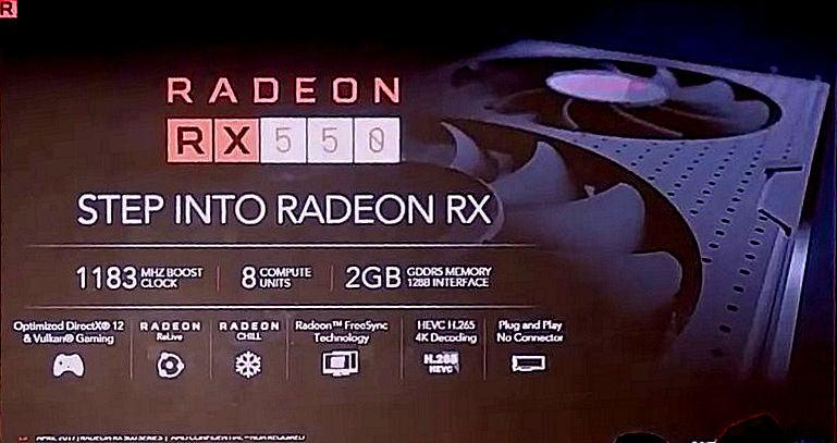 AMD Radeon RX 500 series 7