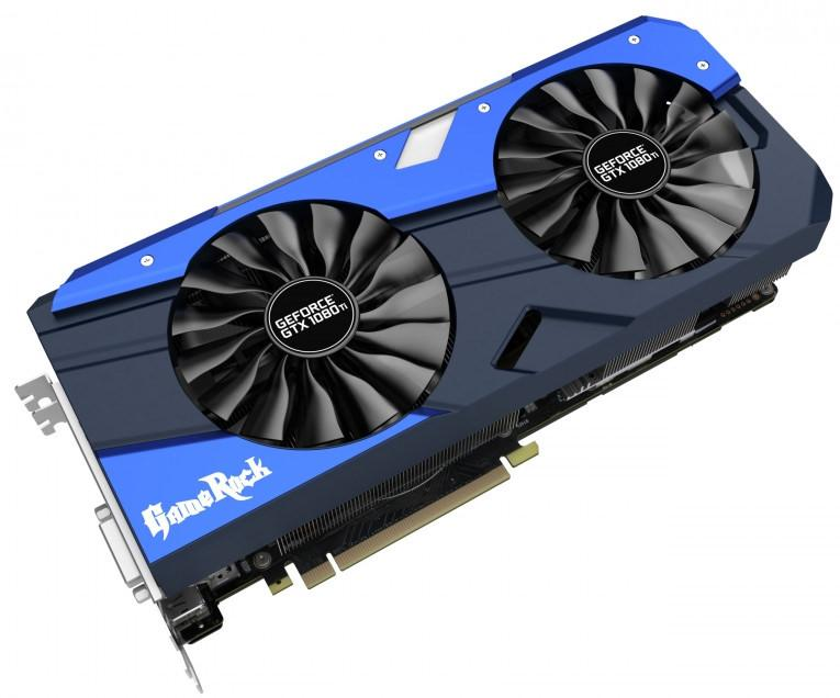 Palit GeForce GTX 1080 Ti GameRock 2