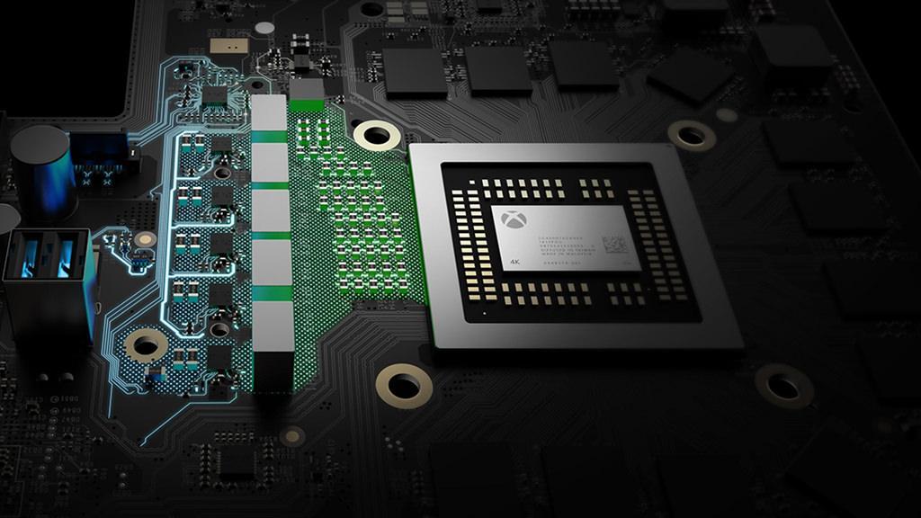Project Scorpio CPU 1