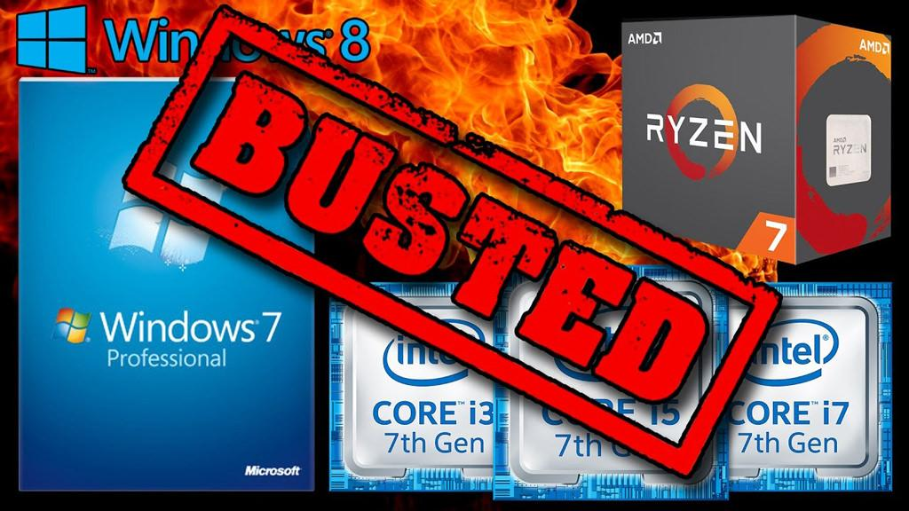 New gen CPU Windows Update Unlocking Patch