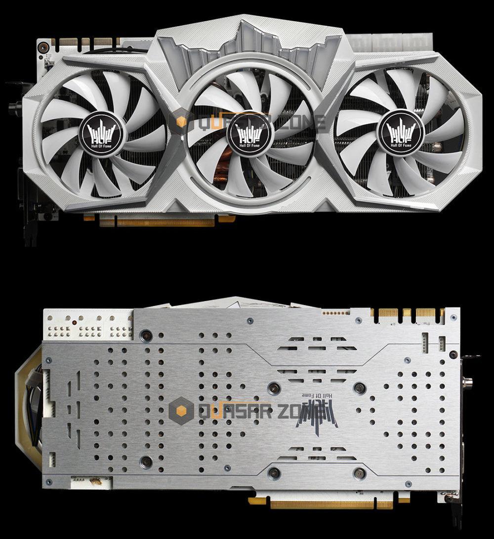 Galax GeForce GTX 1080 Ti HOF 2
