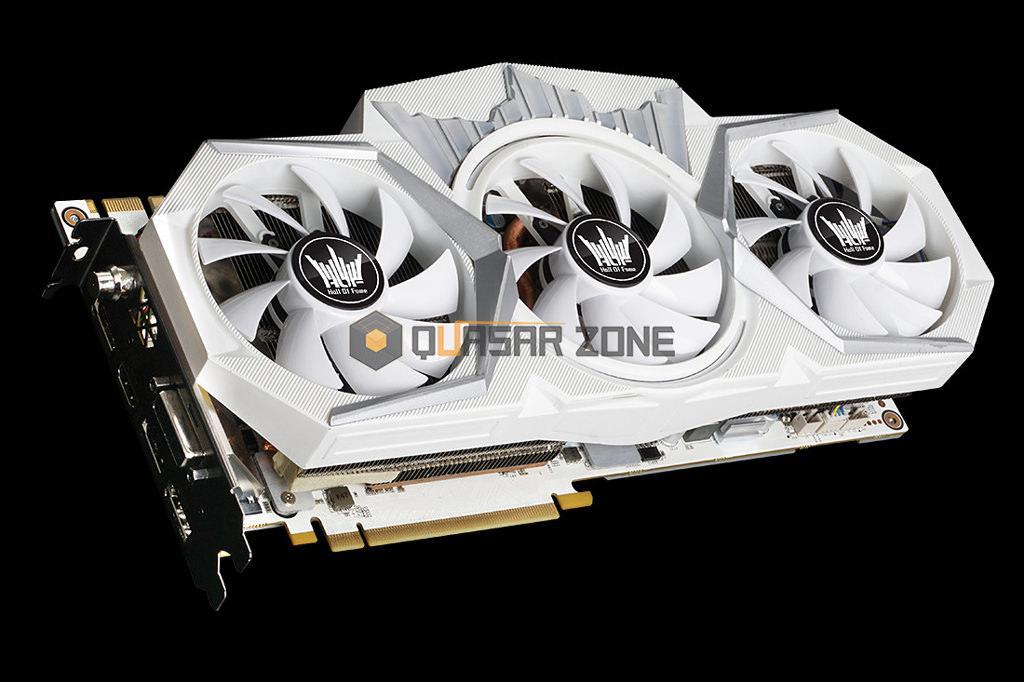 Galax GeForce GTX 1080 Ti HOF – видеокарта с самой красивой платой