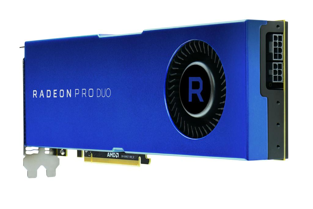 AMD Radeon Pro Duo Polaris 2