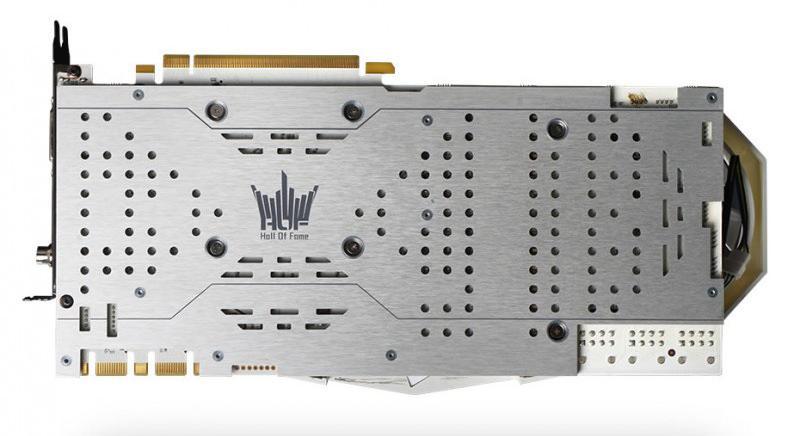 KFA2 GTX 1080 TI HOF 8Pack Edition 5