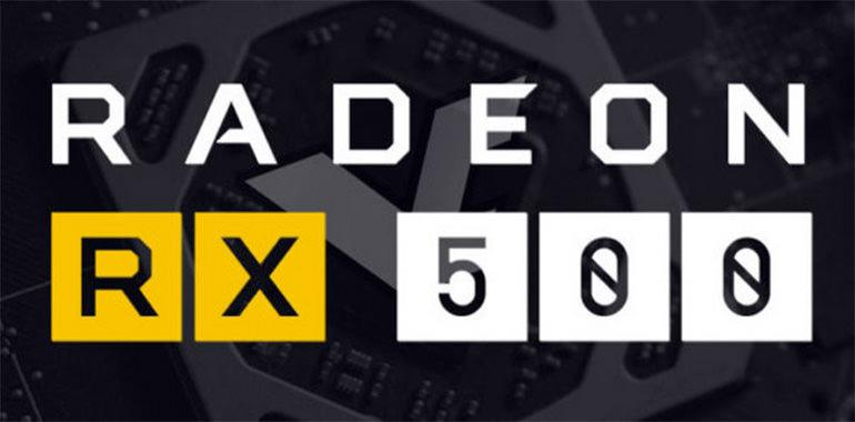 Radeon RX 500 3