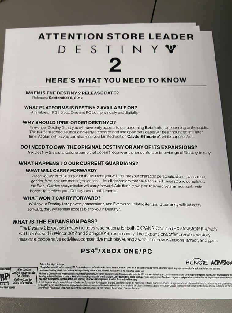 destiny2 dlc rumors