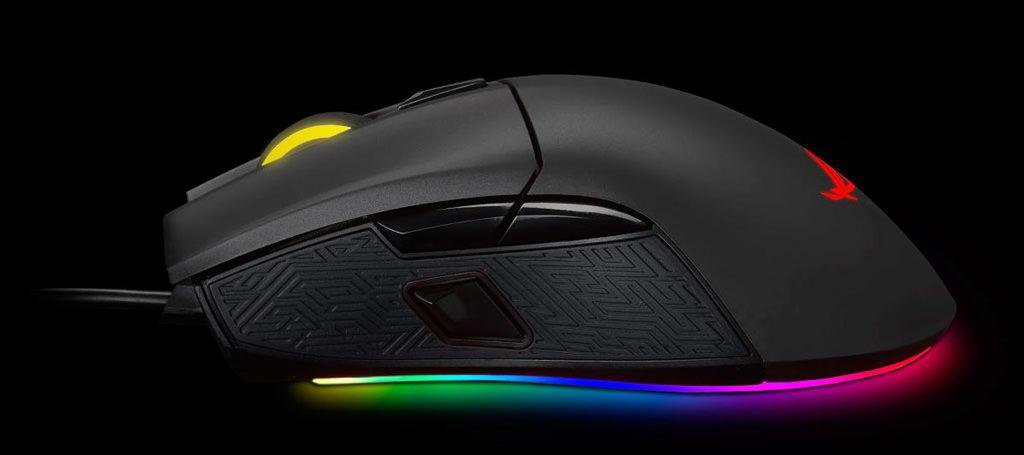 Начались продажи игровой мыши ROG Gladius II