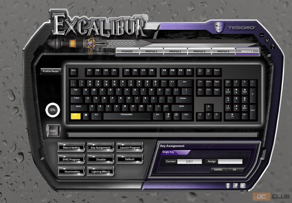 tesoro excalibur 27