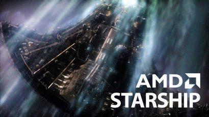 Чуть подробнее по 48-ядерный процессор AMD Starship