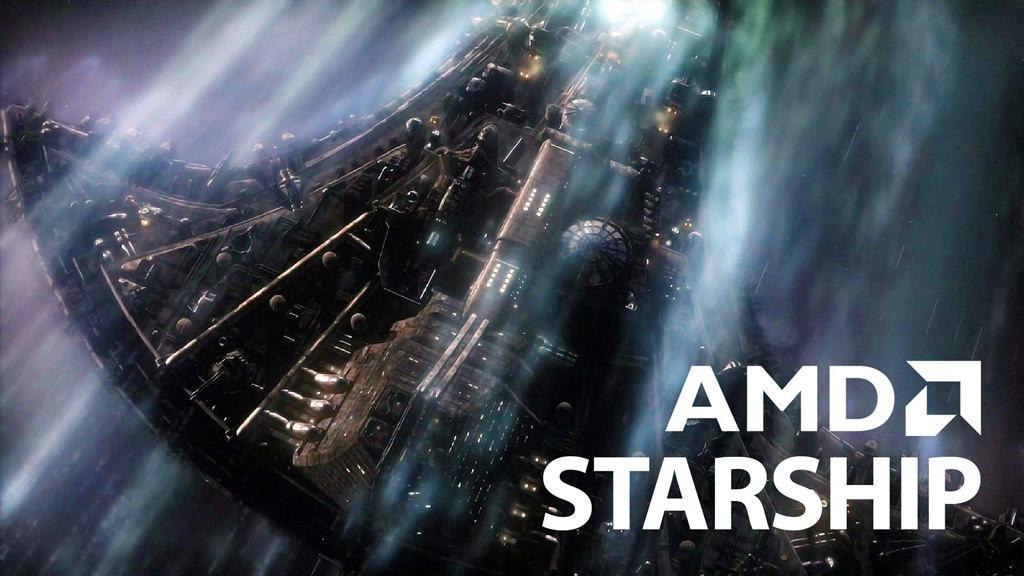 AMD Starship 2