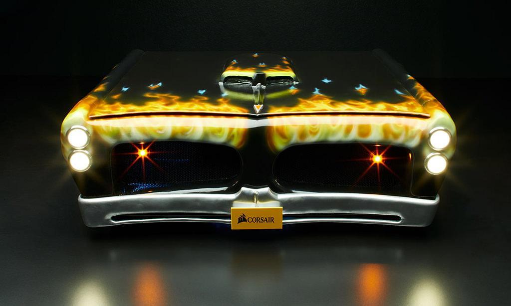 Corsair Dominator Platinum Special Edition Torque 6