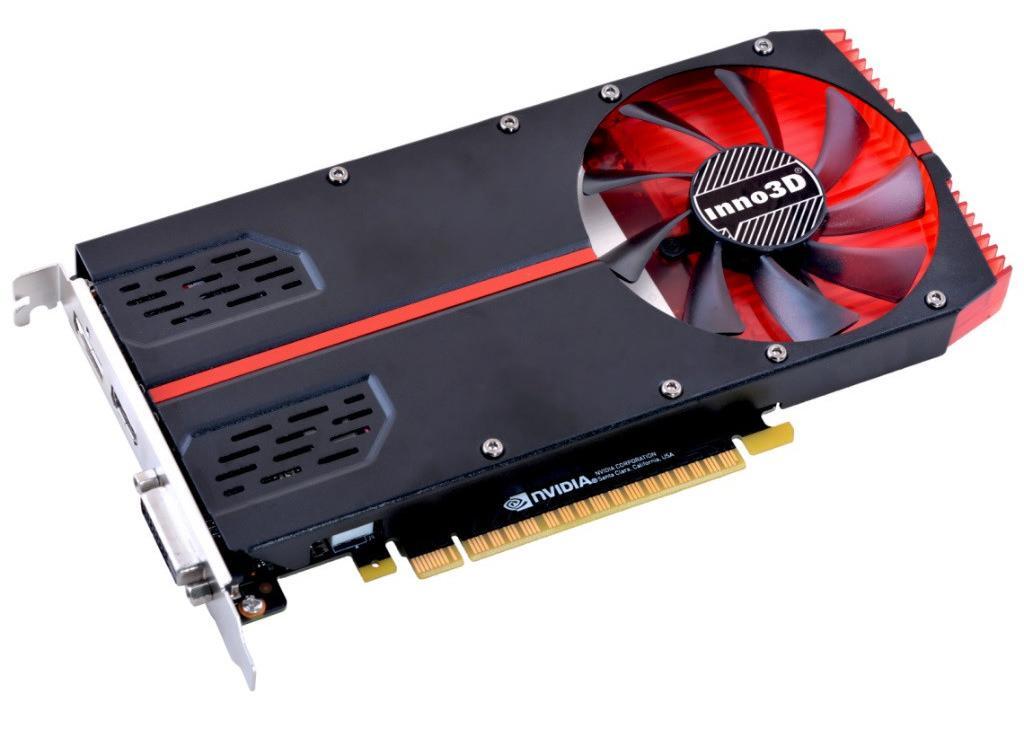 Inno3D GeForce GTX 1050 Ti single slot 1
