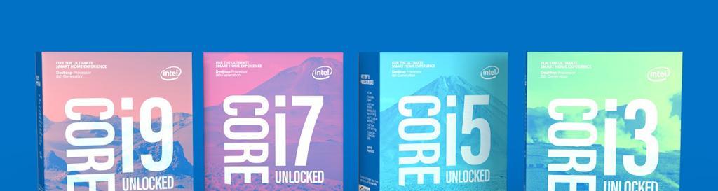 Процессоры Intel Skylake-X войдут в семейство i9