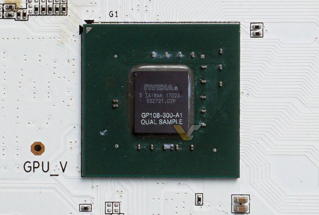 Еще одни характеристики NVIDIA GeForce GT 1030