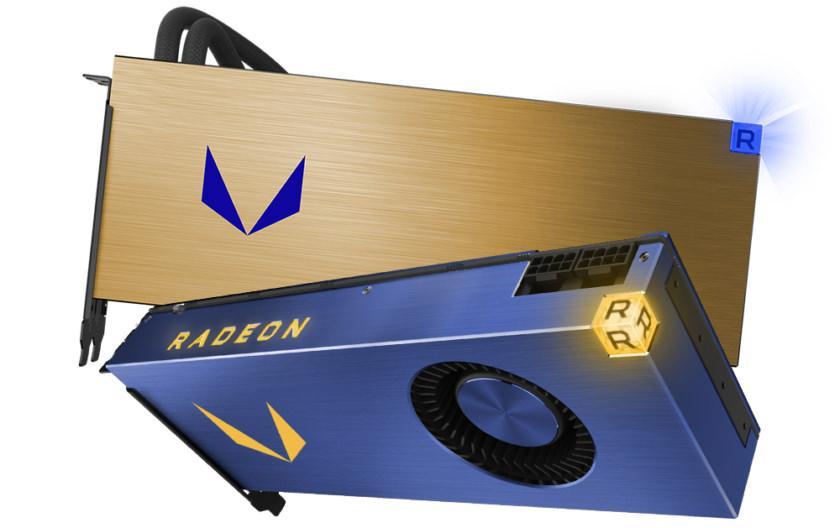 AMD Radeon RX Vega Frontier Edition – та самая Vega с 16 ГБ HBM2