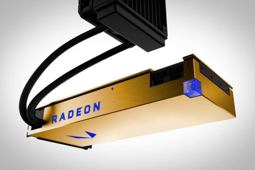 AMD Radeon Vega Frontier Edition 2