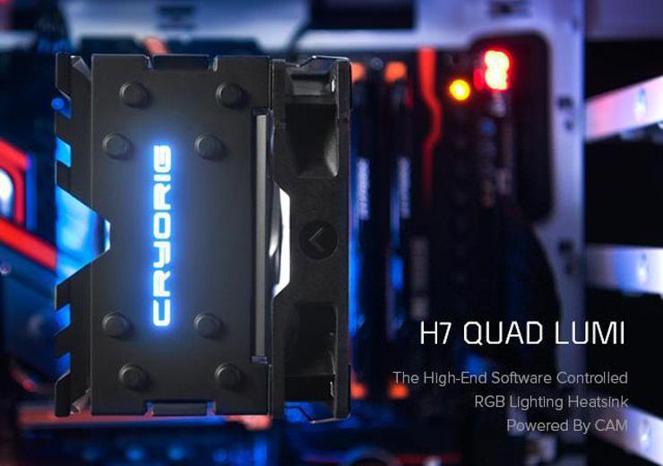 Cryorig H7 Quad Lumi 1
