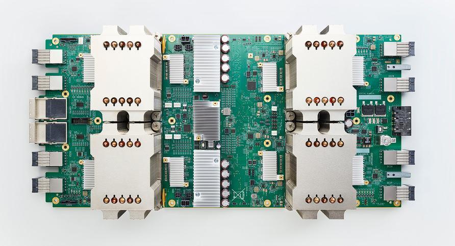Tensor Processing Unit – решение Google для машинного обучения