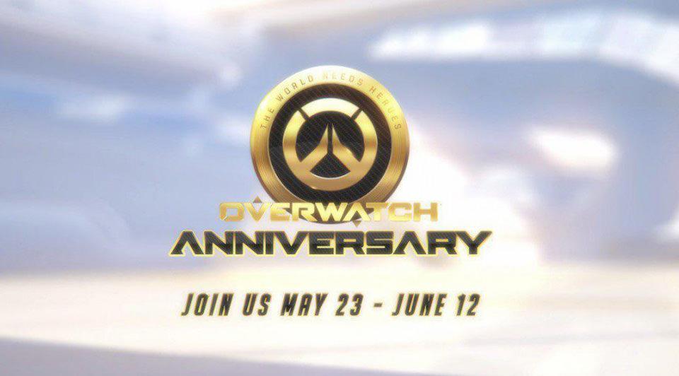 Компания Blizzard официально объявила даты празднования годовщины Overwatch