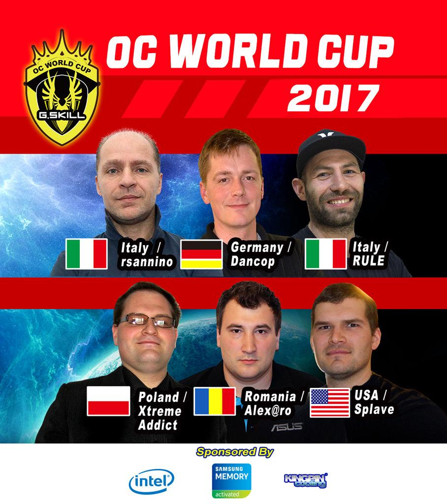 G.SKILL OC World Cup