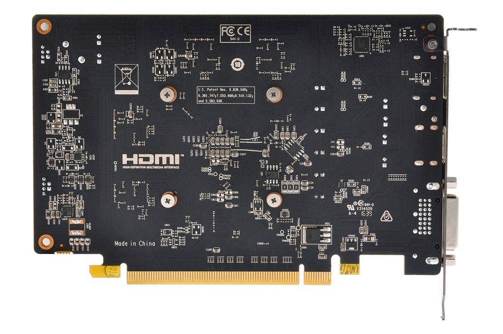 HIS Radeon RX 550 Slim iCooler OC 2
