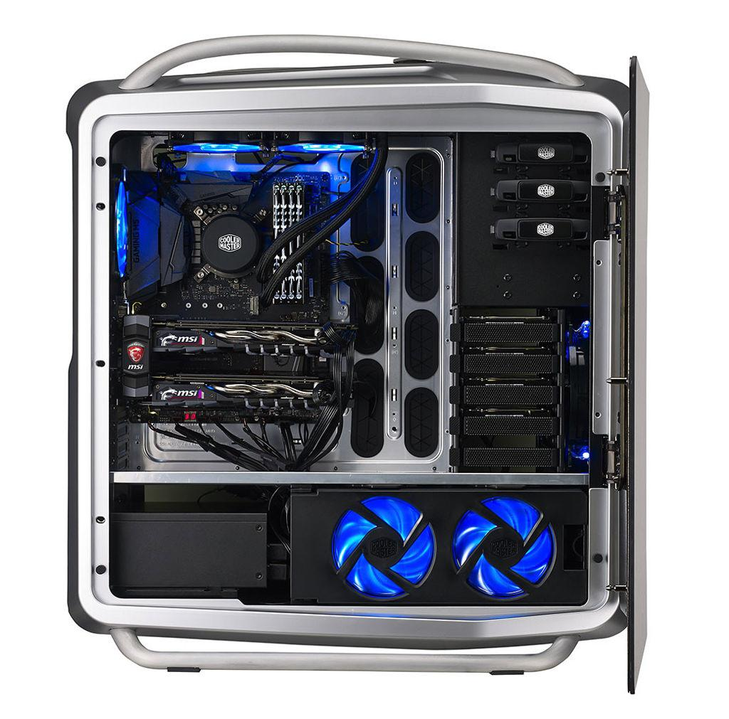 Cooler Master Cosmos II 25th Anniversary Edition 1