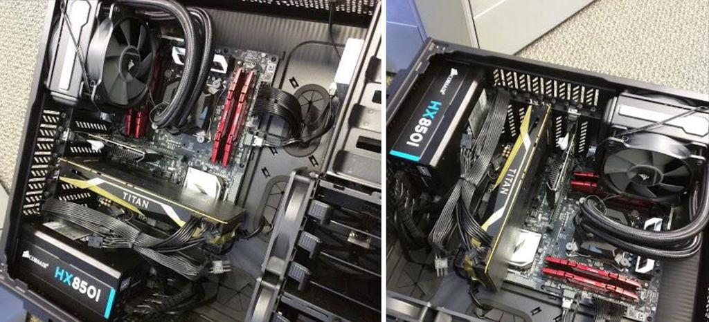 NVIDIA GeForce GTX Titan Volta 1