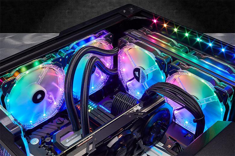 Corsair HD140 RGB 1
