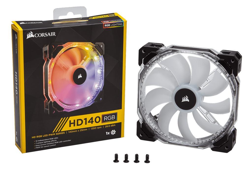 Corsair HD140 RGB 2