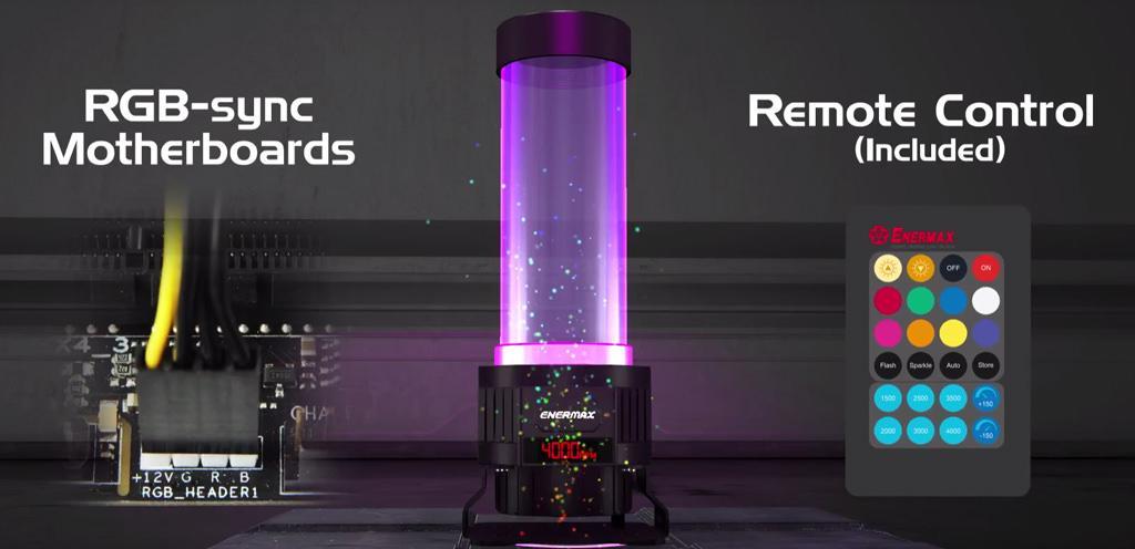 Enermax Neochanger RGB 5