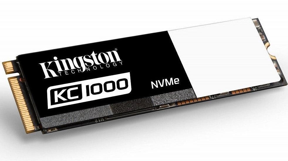 Kingston SSDNow KC1000