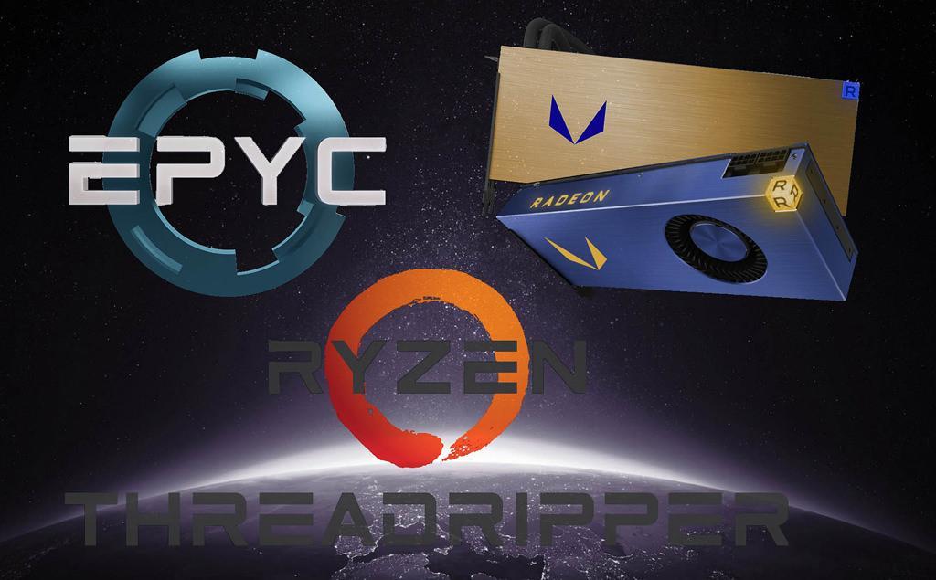 AMD зарегистрировала ряд торговых марок: Kyzen, Aragon, Pharos, Promethean, Zenso и CoreAmp