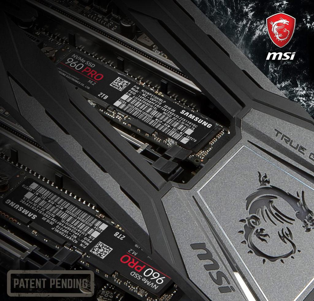 MSI X299 1