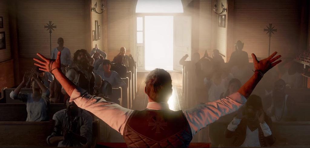 Компания Ubisoft назвала дату выхода Far Cry 5, а также представила трейлер
