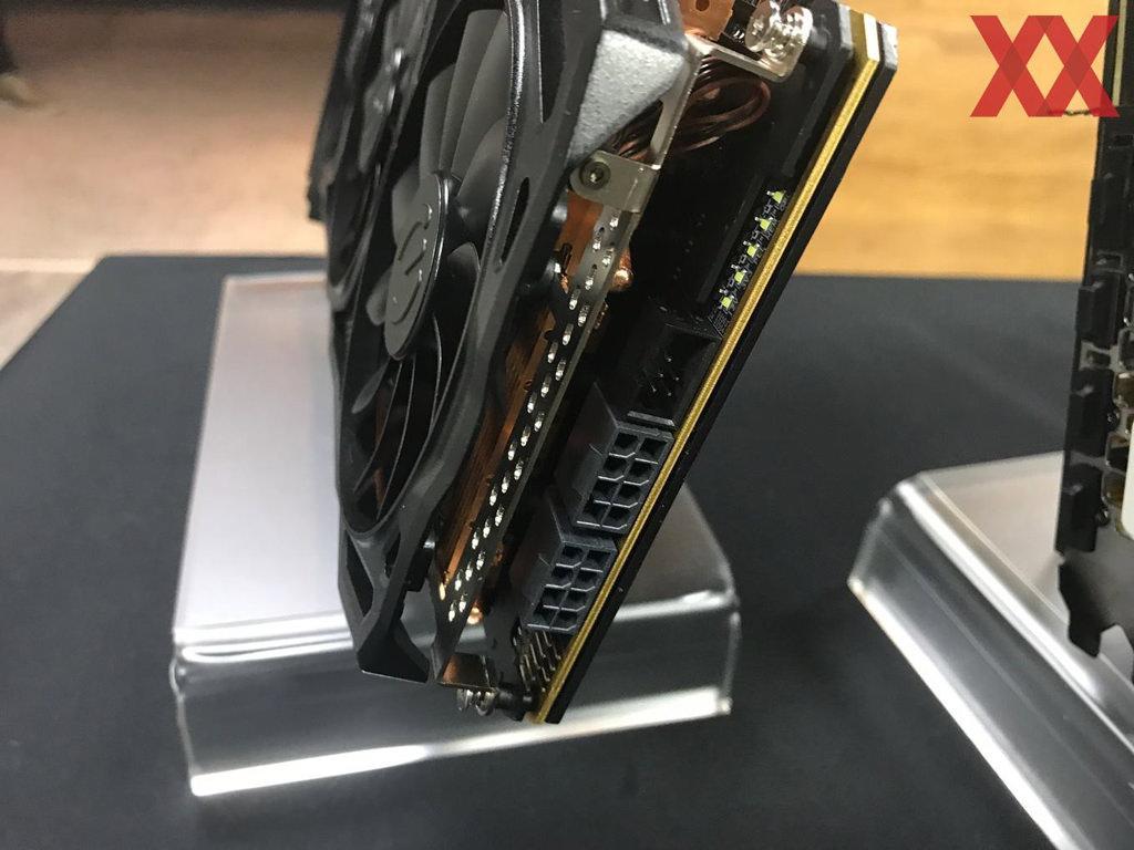 EVGA GTX 1080 Ti Kingpin Edition 2