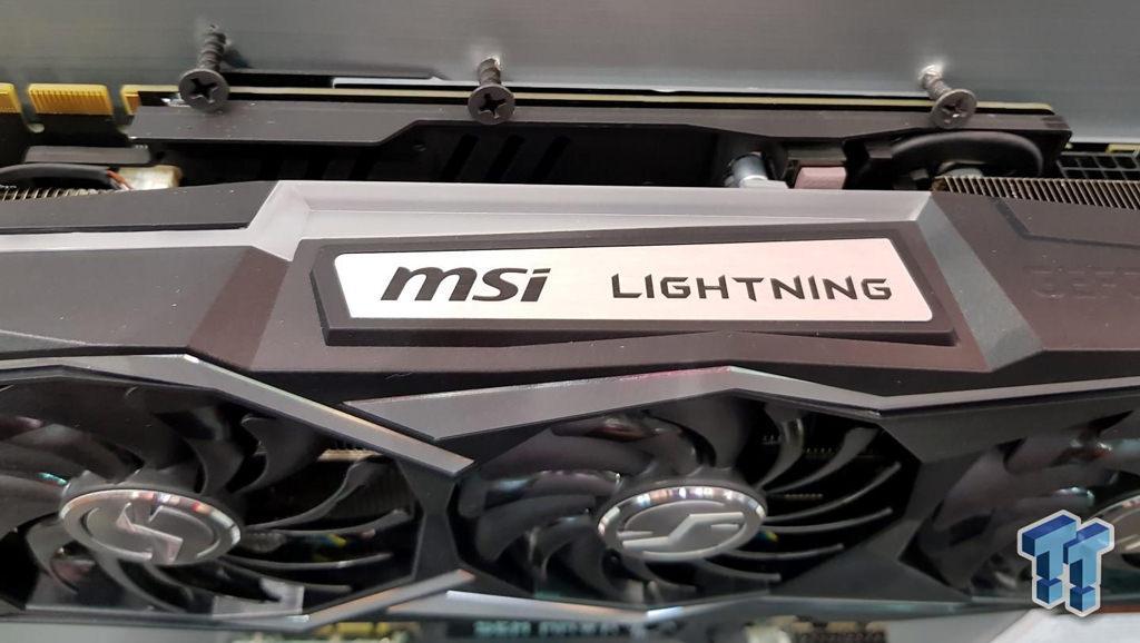 MSI GTX 1080 Ti LIGHTNING Z 4