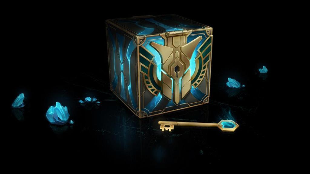 Компания Riot Games опубликовала шансы выпадения предметов из сундуков
