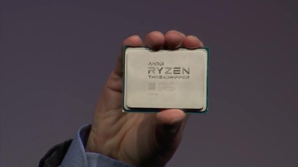 AMD Ryzen Threadripper 1