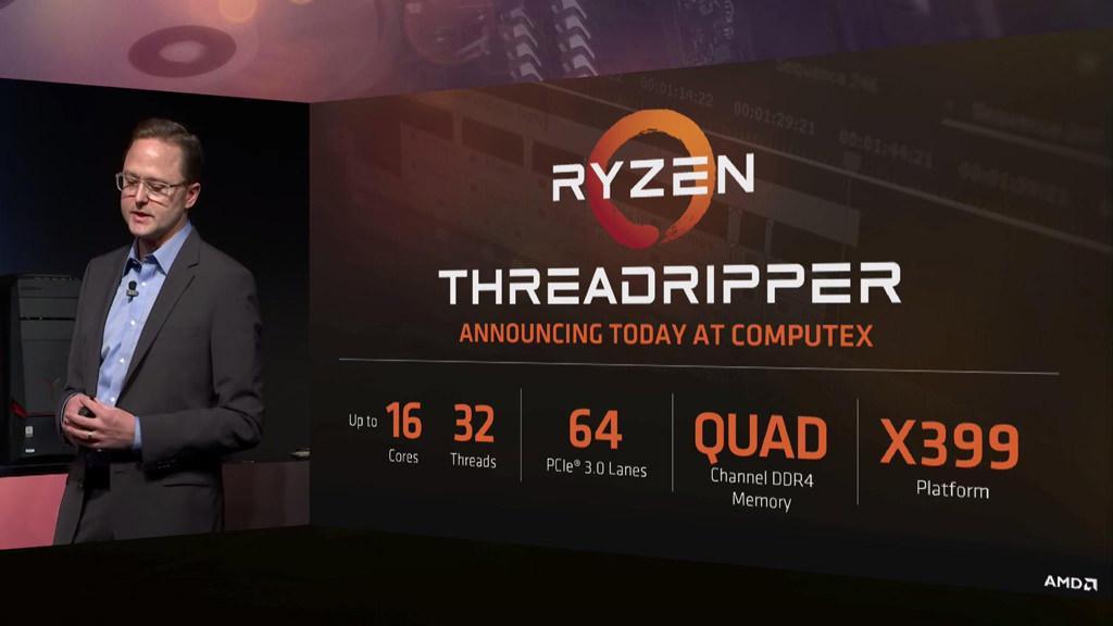 AMD Ryzen Threadripper 2