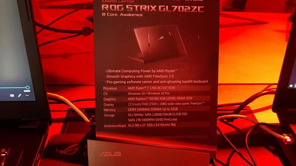ASUS ROG Strix GL702ZC 4