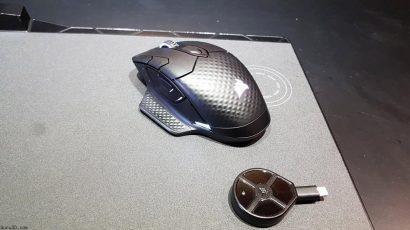 Computex 2017: Corsair Concept Zeus Qi – мышь и коврик с функцией беспроводной зарядки