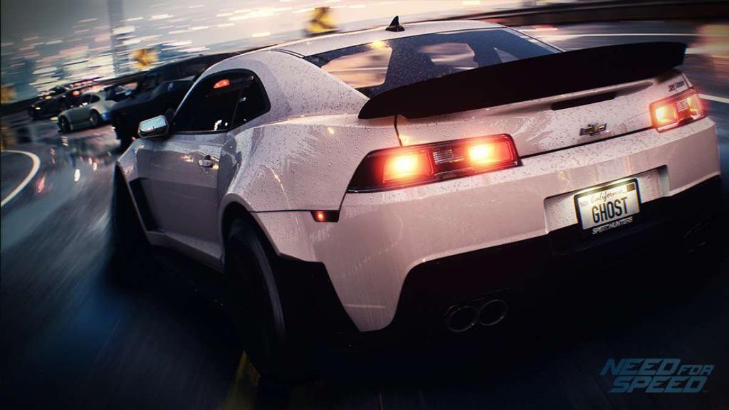 Компания EA намекает на место событий нового Need For Speed
