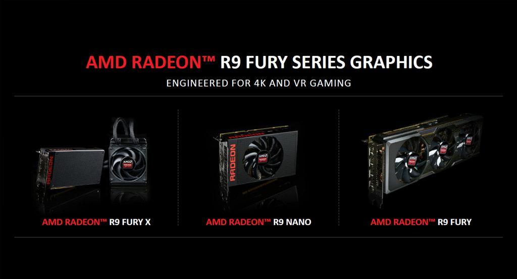 AMD Fury Family