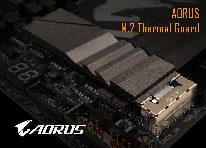 Aorus M.2 Thermal Guard