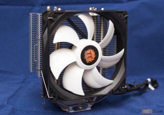 Обзор процессорного кулера Thermaltake Contac Silent 12. Кулер для Ryzen всего за $25!