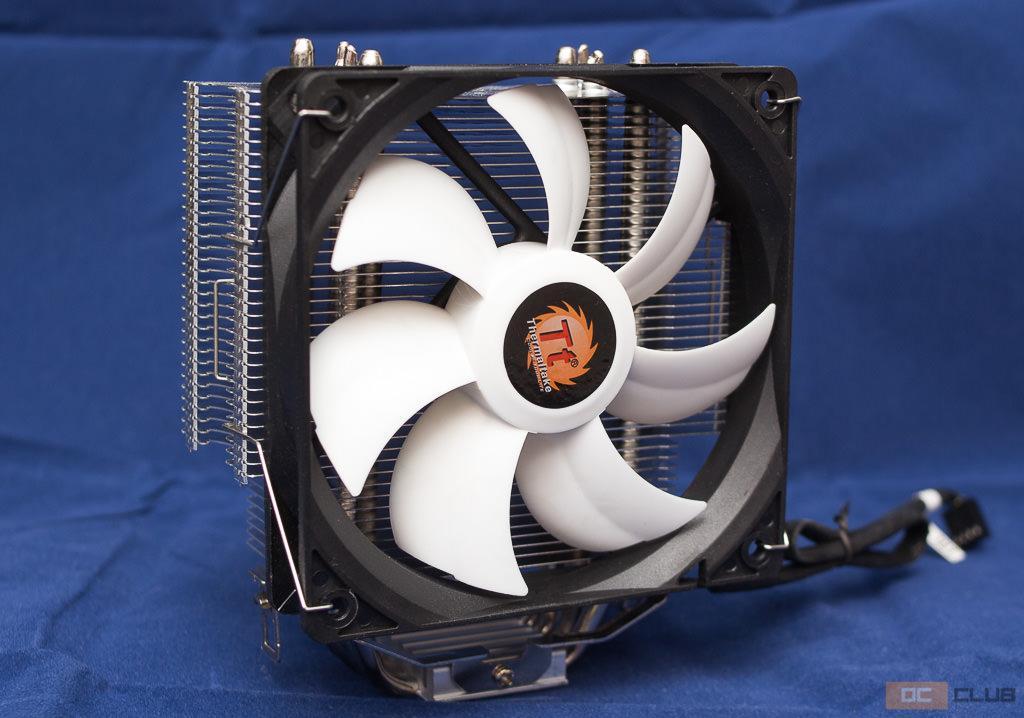 Обзор процессорного кулера Thermaltake Contac Silent 12. Кулер для Ryzen всего за !