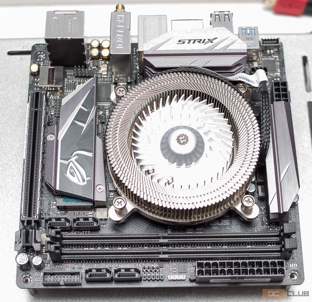 Обзор очень необычного процессорного кулера Thermaltake Engine 27. Просто магия какая-то!